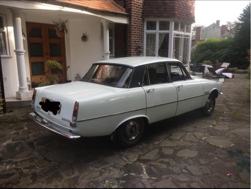 1974 Rover 2000 TC automatic For Sale (picture 1 of 6)