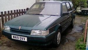 Rover Montego turbo diesel estate 1994 MOT August