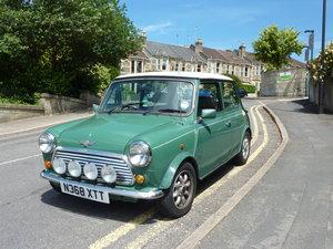 1996 Mini Cooper 35 Anniversary