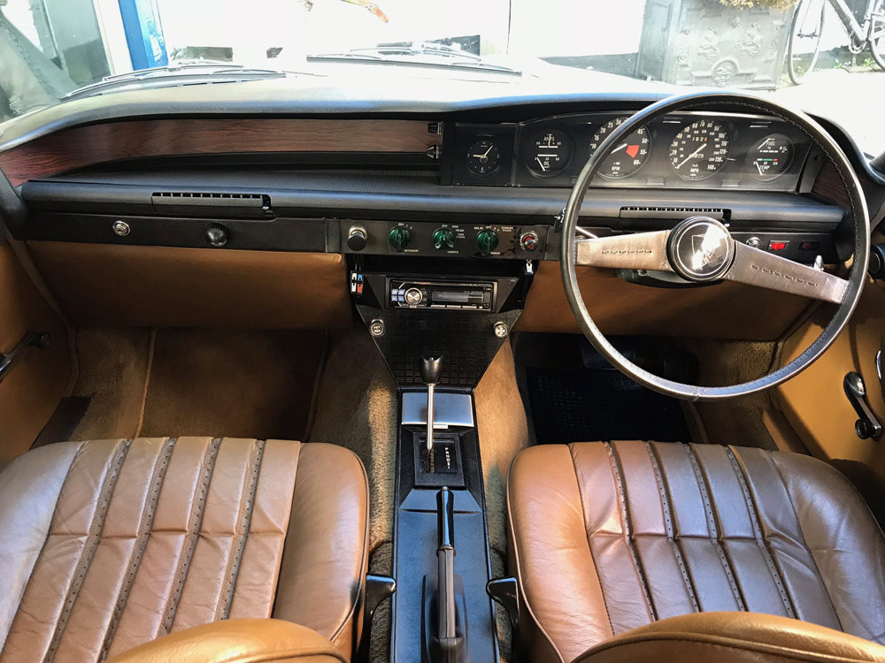 1975 Rover 3500 - only 14.500 miles since new For Sale (picture 2 of 23)
