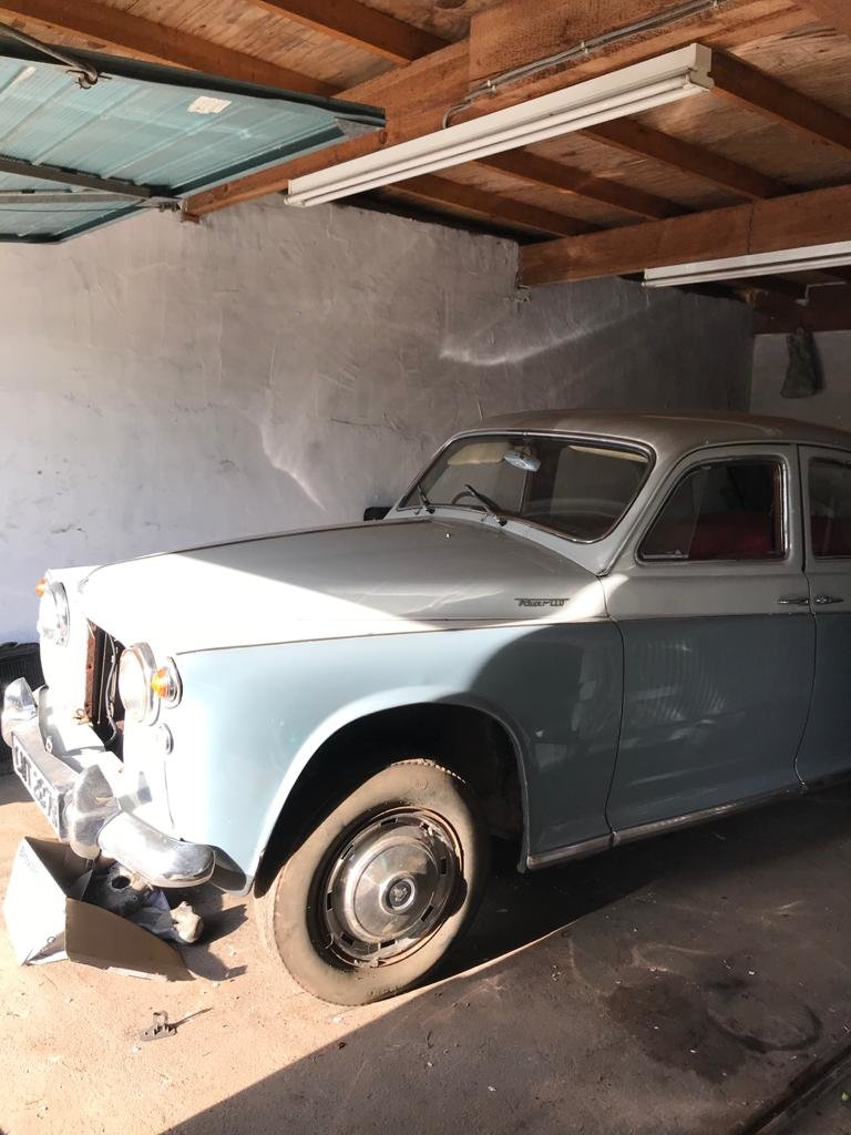 1964 Rover P4 110 Project Vehicle  For Sale (picture 6 of 6)