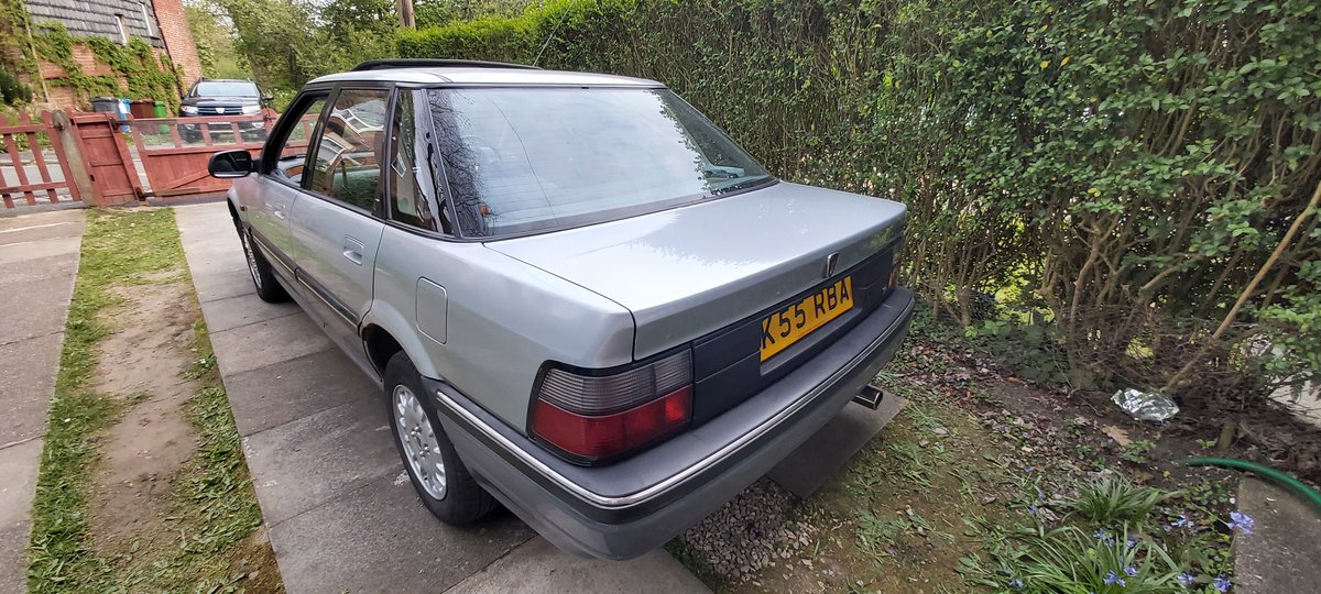1992 Classic rover 420 gsi 2.0i manual. For Sale (picture 2 of 6)