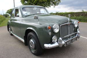 1961 Rover 80 With Overdrive 35,000 miles SUPERB  SOLD