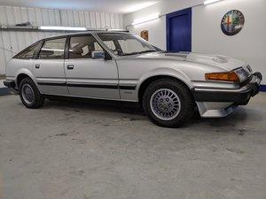 Rover SD1 Vanden Plas