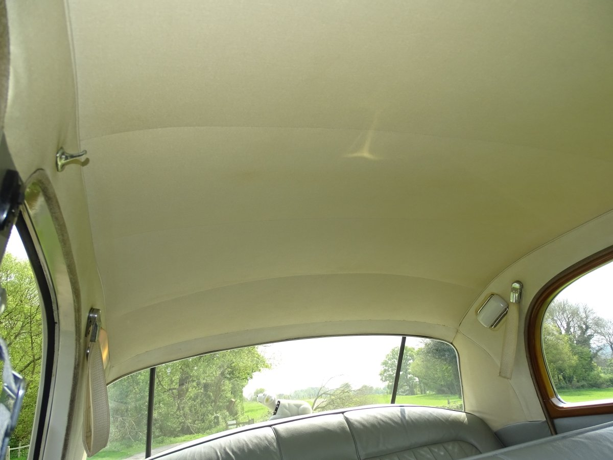 1960 Truly exceptional and completely original Rover P4 SOLD (picture 5 of 6)