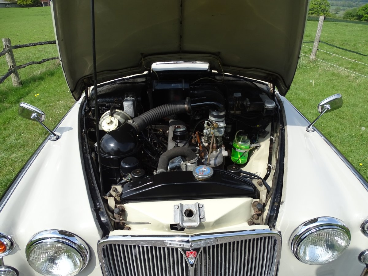 1960 Truly exceptional and completely original Rover P4 SOLD (picture 6 of 6)