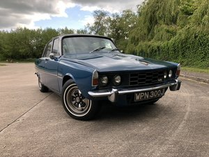 1970 Rover P6 3.5 V8 Barn find