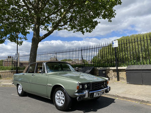 1975 Rover 3500 - only 14.500 miles since new