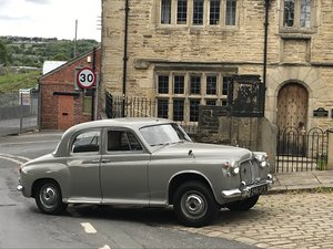 1961 ROVER P4 80 ~ Lovely Condition