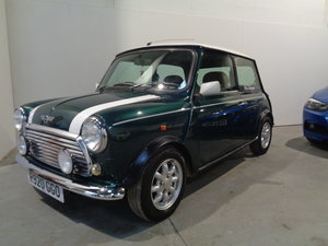 Mini cooper 1275 - 2 owners 49,000 miles -stunning