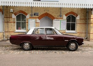 "Picture of 1969 Rover P6 MK I ""RHD"""