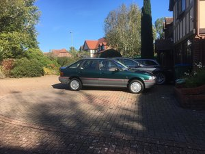 1993 Rover 216GSI Automatic FSH Near Pristine!