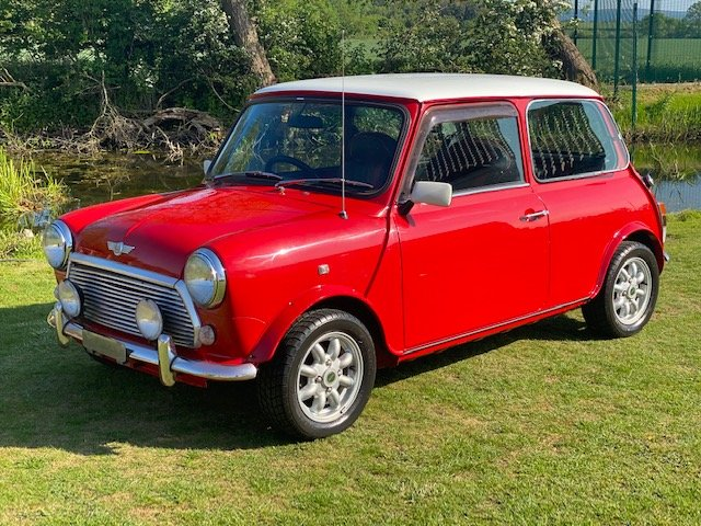 1997 ROVER MINI COOPER 1300 MANUAL * MONTE CARLO STYLE * INVESTAB For Sale (picture 1 of 6)