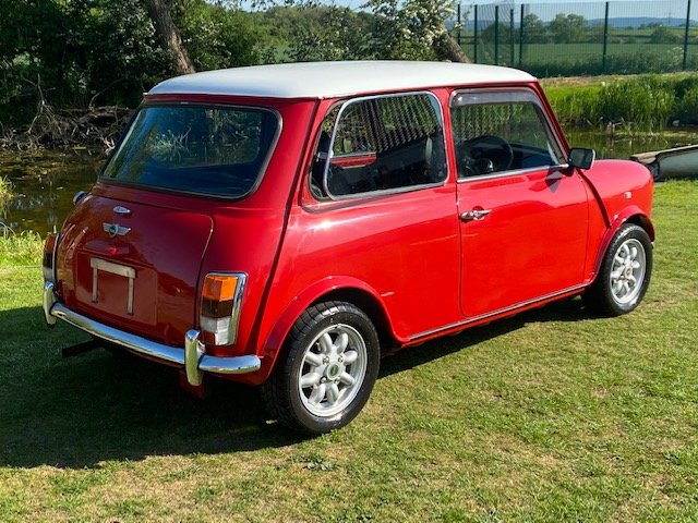 1997 ROVER MINI COOPER 1300 MANUAL * MONTE CARLO STYLE * INVESTAB For Sale (picture 2 of 6)