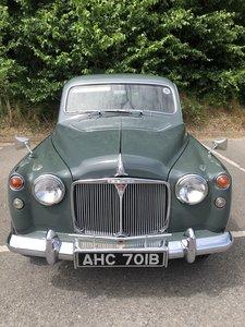 1964 Rover P4 110 Last of a Golden Era