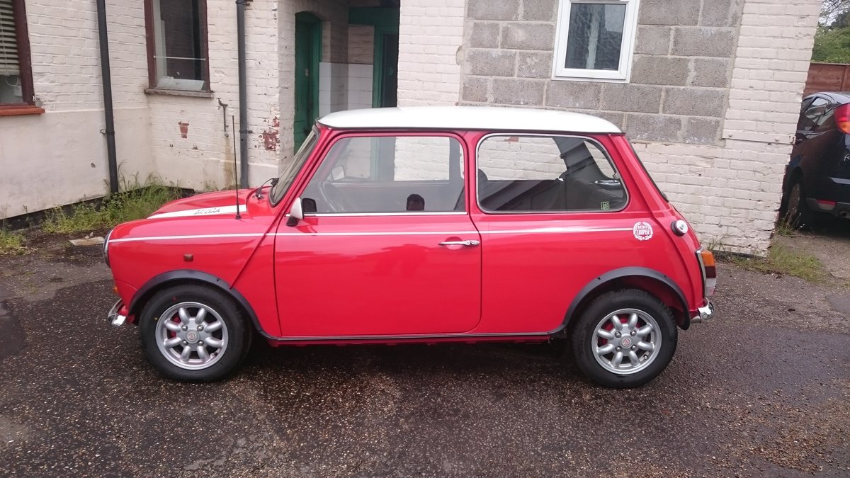 1992 Mini cooper carburettor LHD For Sale (picture 1 of 6)