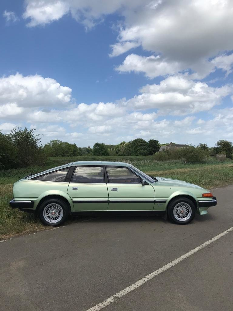 1983 ROVER SD1 3500 MANUAL  For Sale (picture 2 of 6)