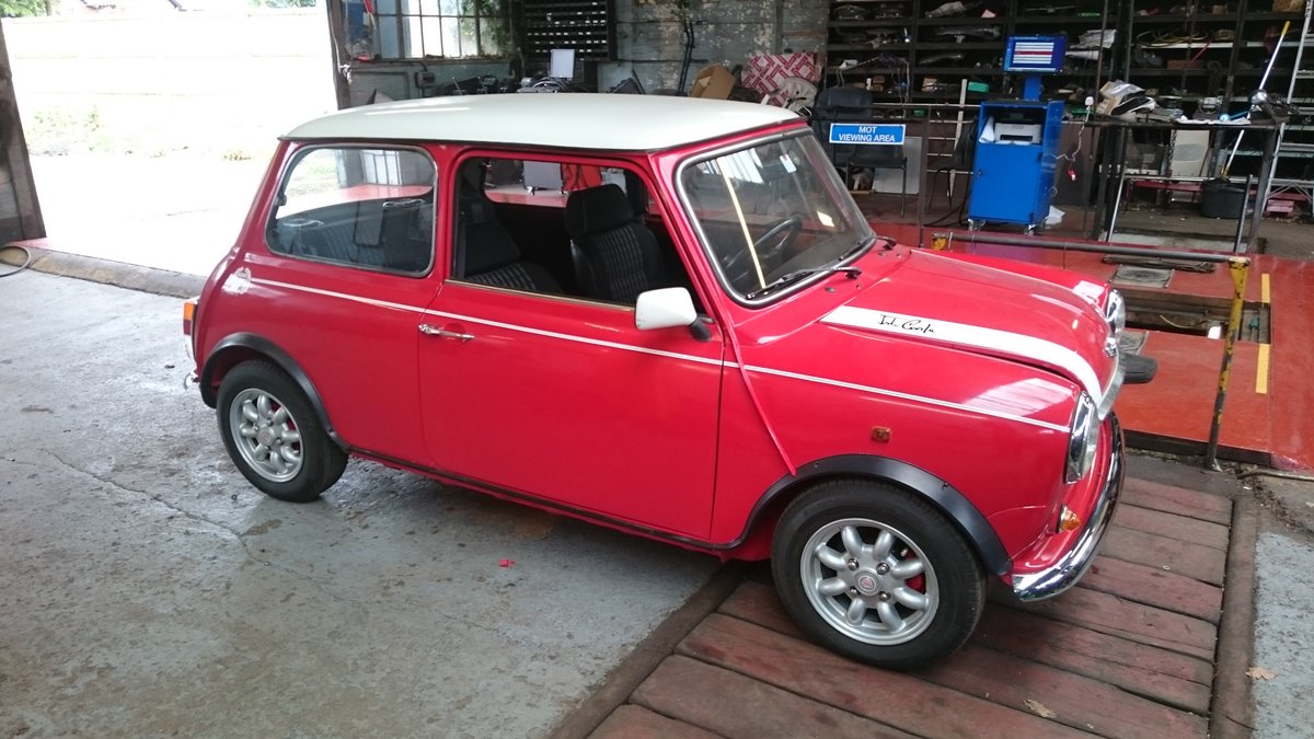 1992 Mini cooper carburettor LHD For Sale (picture 6 of 6)