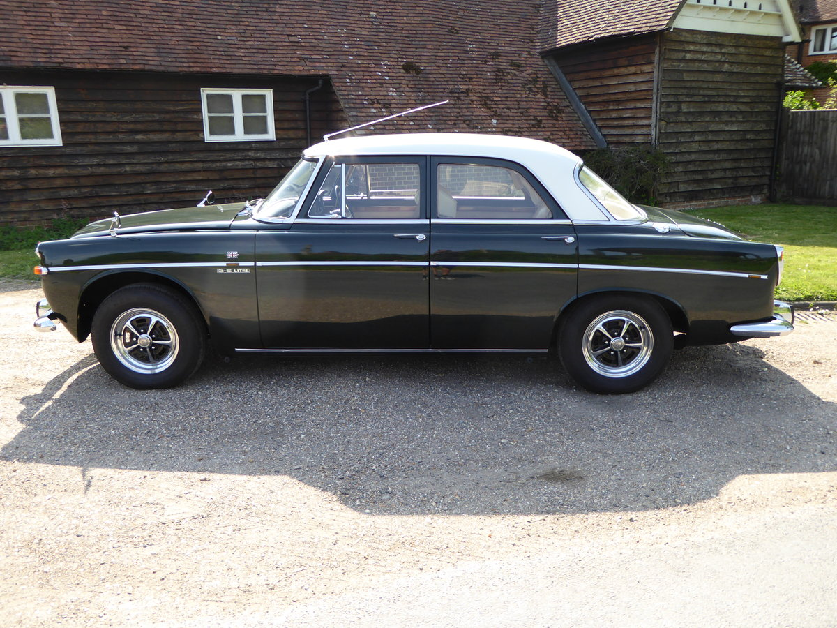 1972 Beautiful  Rover P5B 3.5 Litre Saloon SOLD (picture 3 of 6)