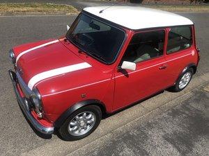 1997 Rover Mini 26145 miles. Beautiful condition
