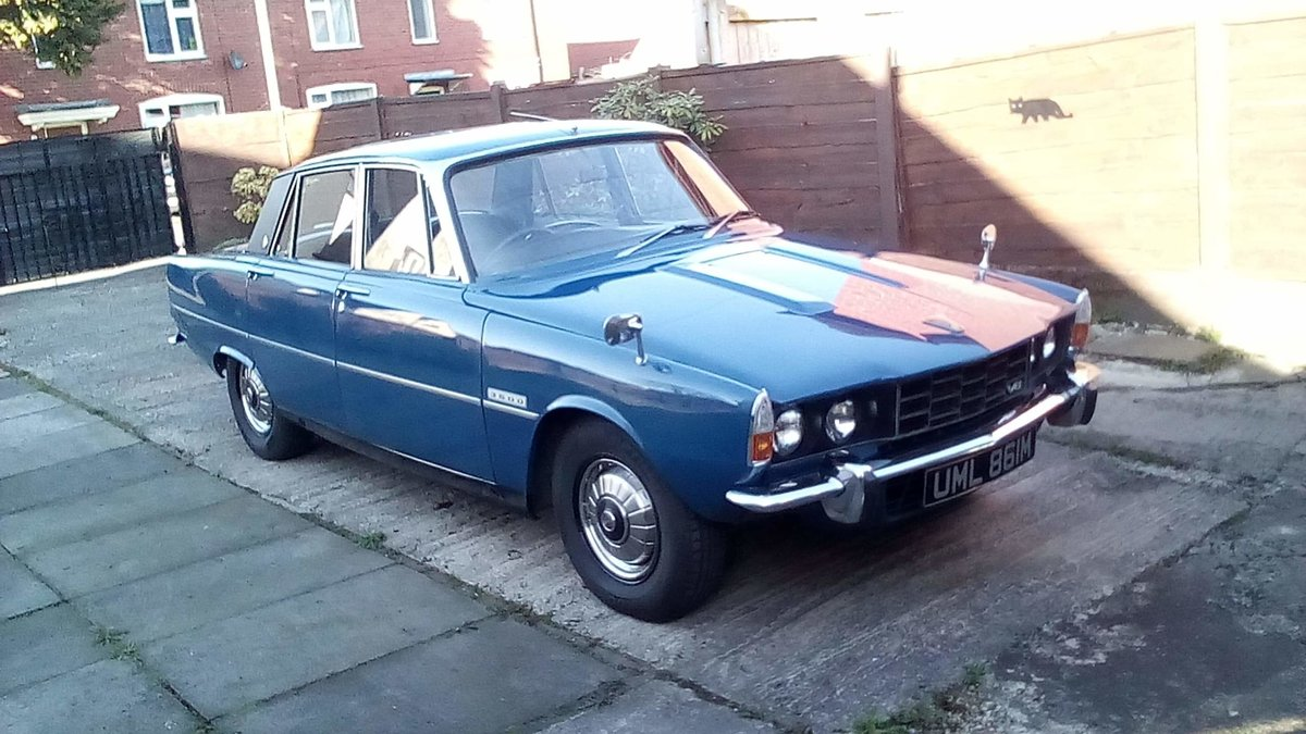 1973 ROVER P6 For Sale (picture 2 of 6)
