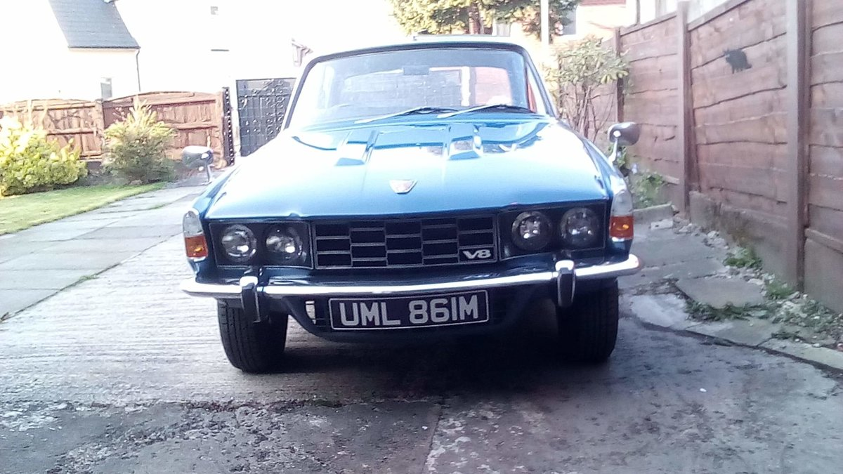 1973 ROVER P6 For Sale (picture 4 of 6)