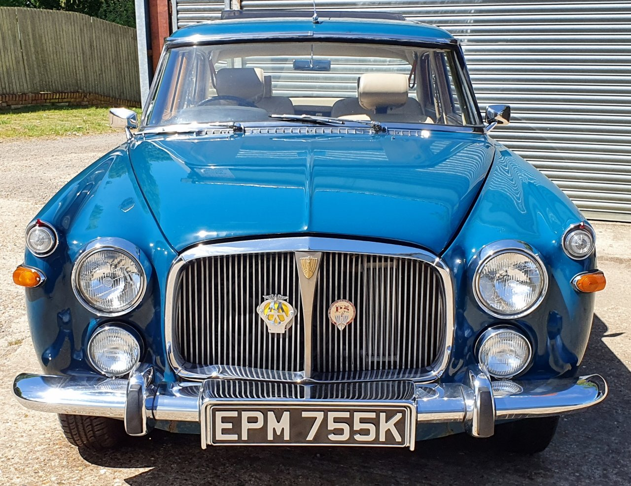 1972 Superb Rover P5B - Amazing history - Titled owner etc SOLD (picture 4 of 10)
