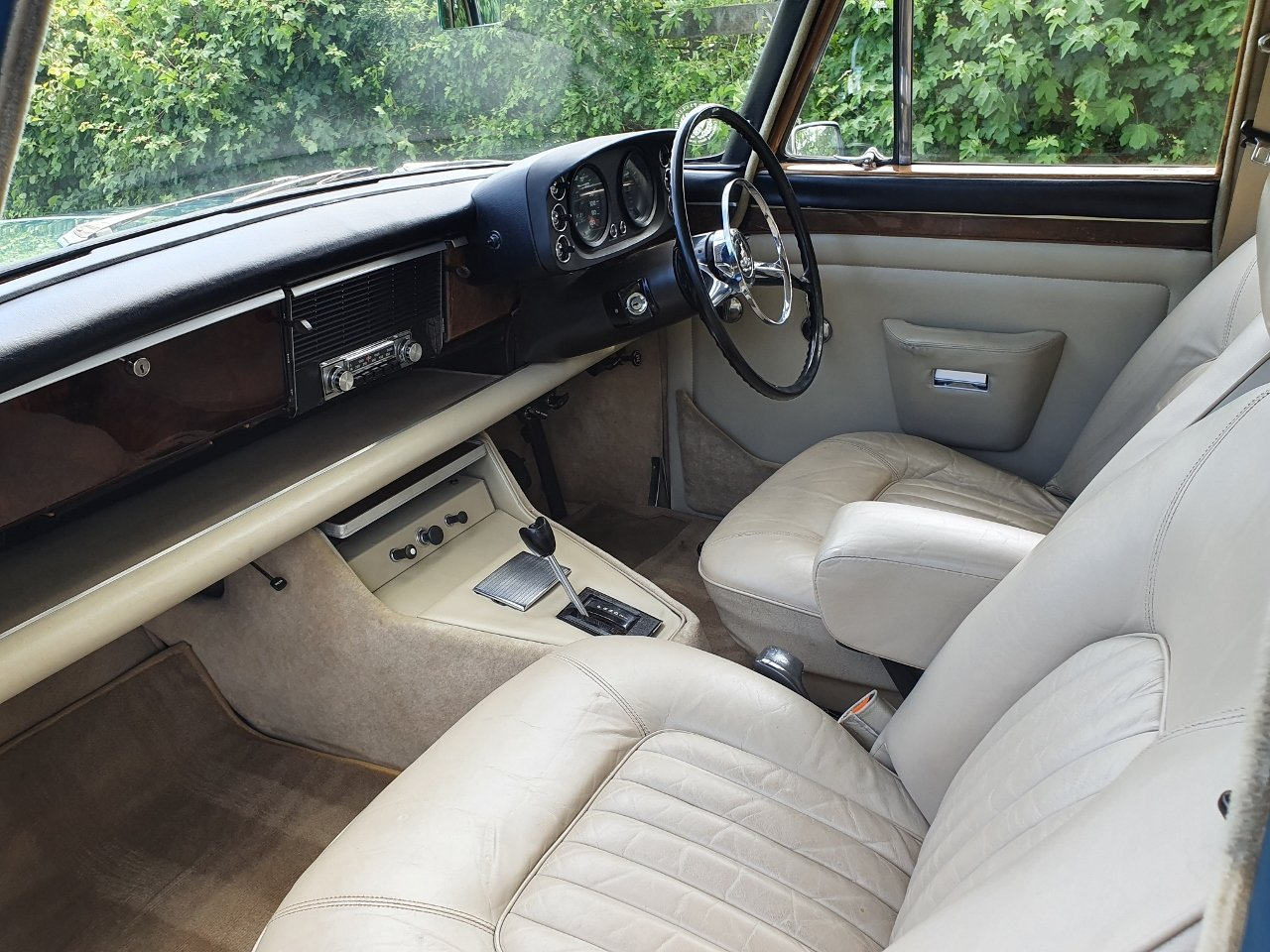 1972 Superb Rover P5B - Amazing history - Titled owner etc SOLD (picture 7 of 10)