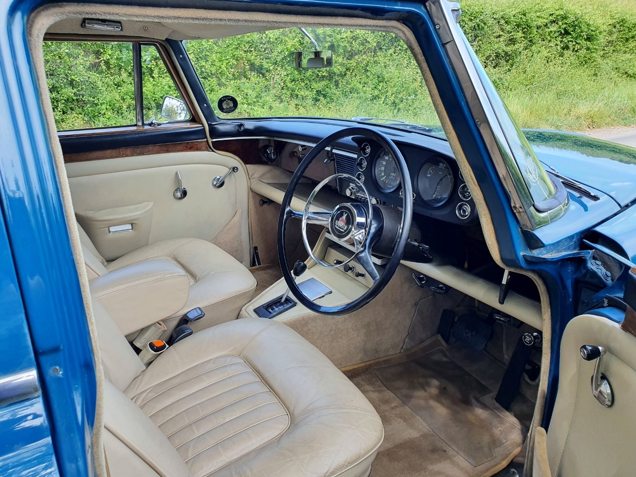 1972 Superb Rover P5B - Amazing history - Titled owner etc SOLD (picture 6 of 10)