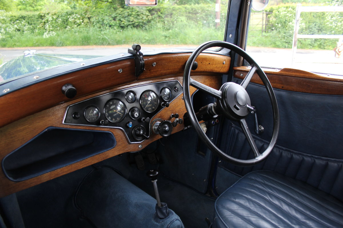 1937 Rover 10 Saloon, Lovely Condition, Improved Rover P2 Engine For Sale (picture 10 of 18)