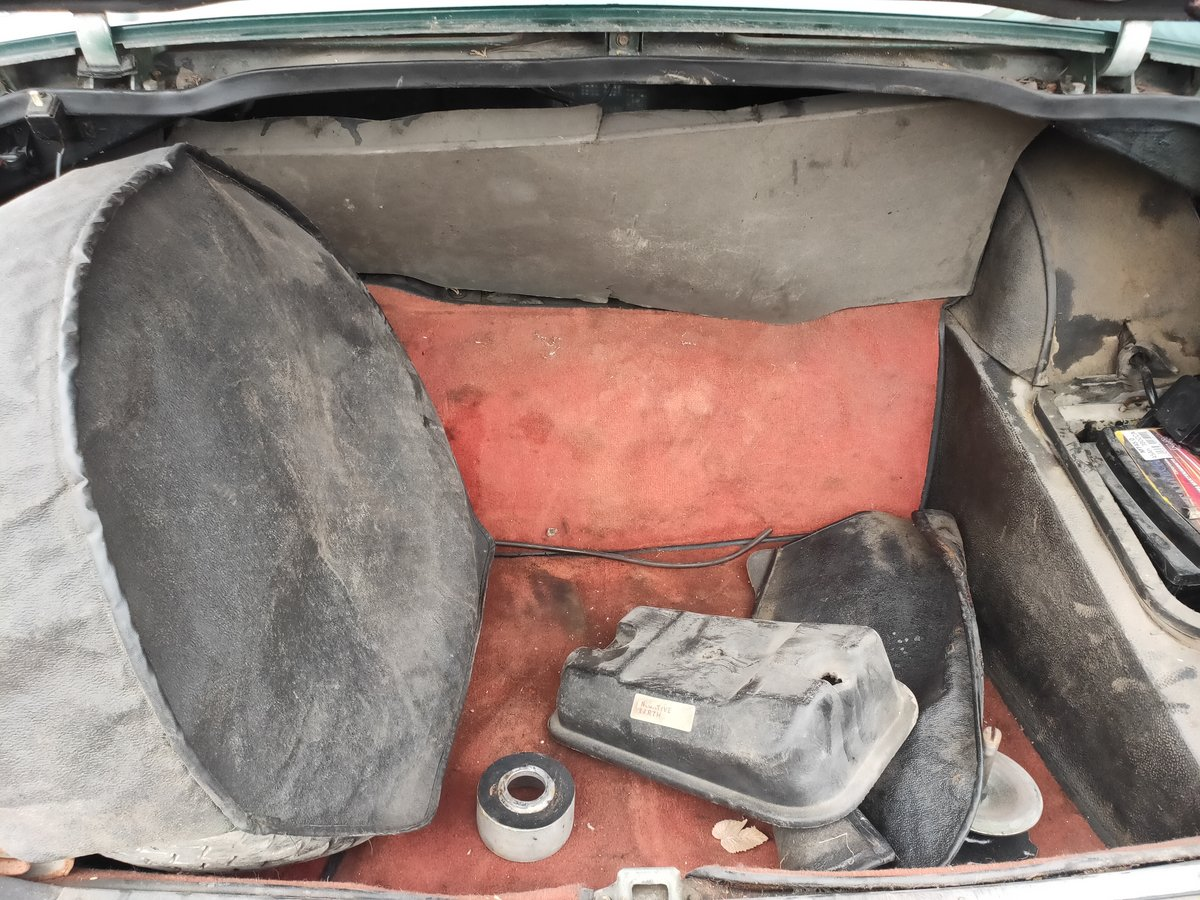 1973 Rover P6 3500 v8 LHD For Sale (picture 5 of 5)