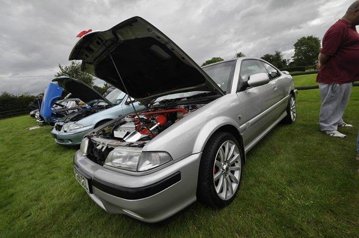 1997 Rover 216 coupe For Sale (picture 3 of 6)