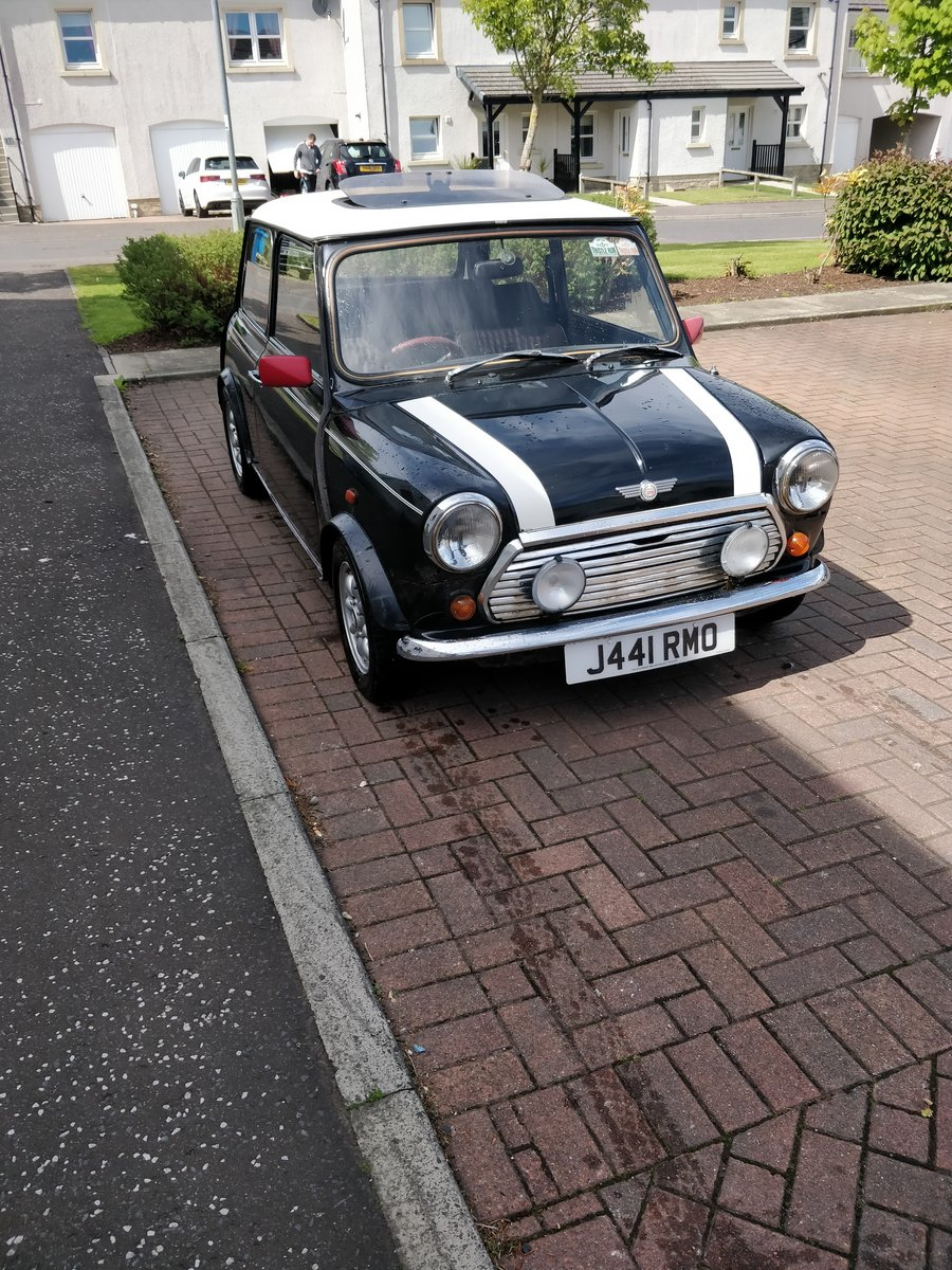 1991 Mini Cooper 1275 For Sale (picture 1 of 6)