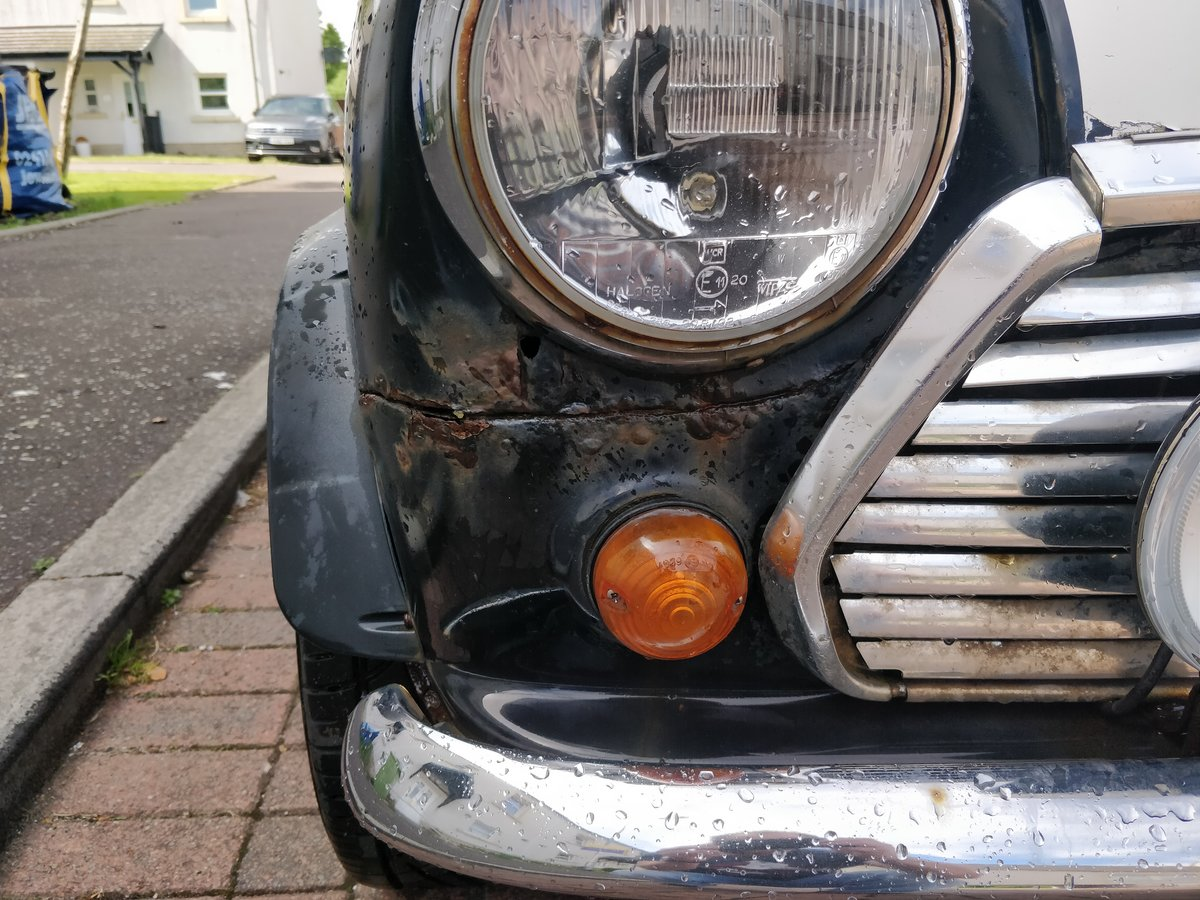 1991 Mini Cooper 1275 For Sale (picture 3 of 6)