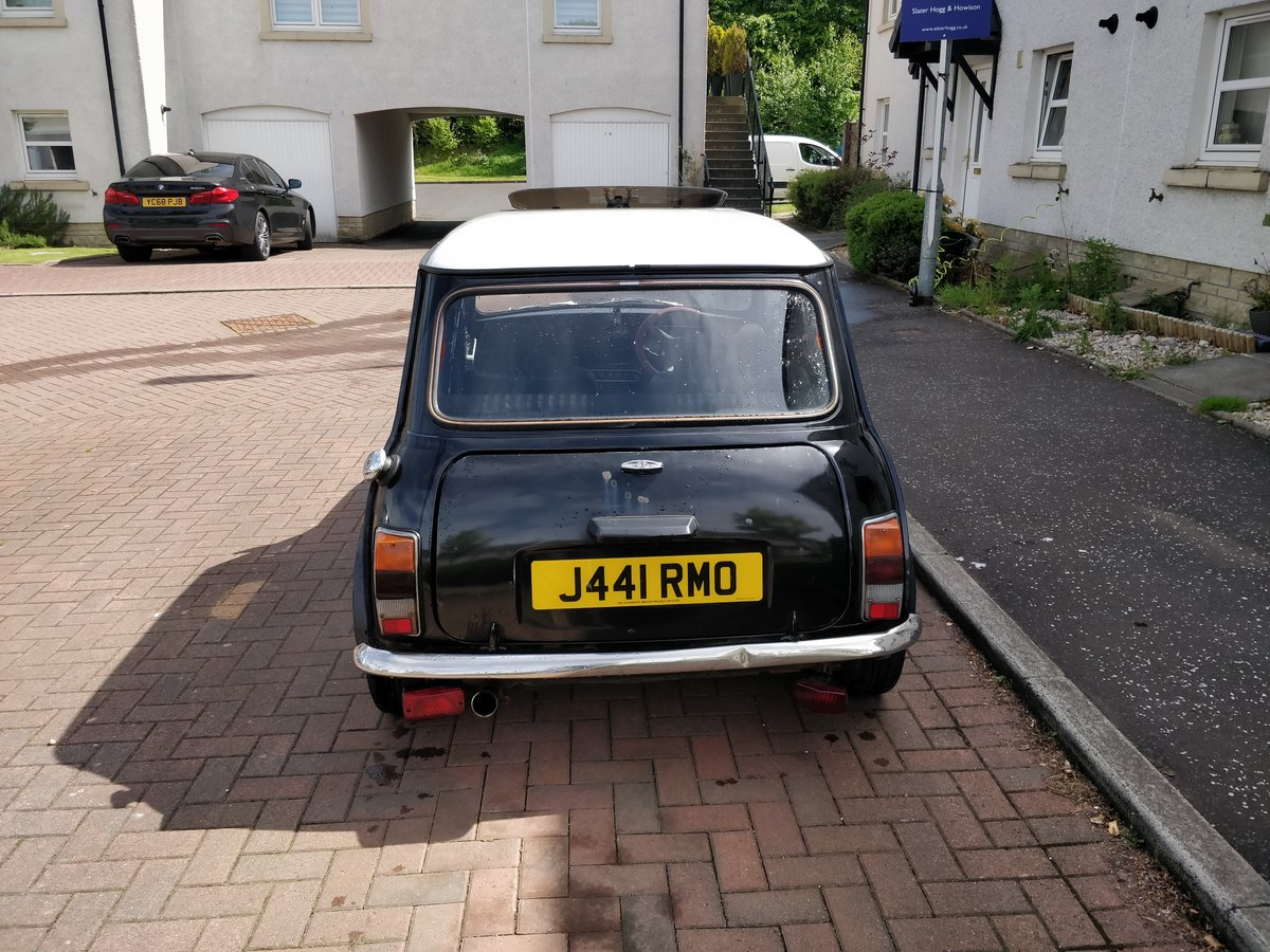 1991 Mini Cooper 1275 For Sale (picture 6 of 6)