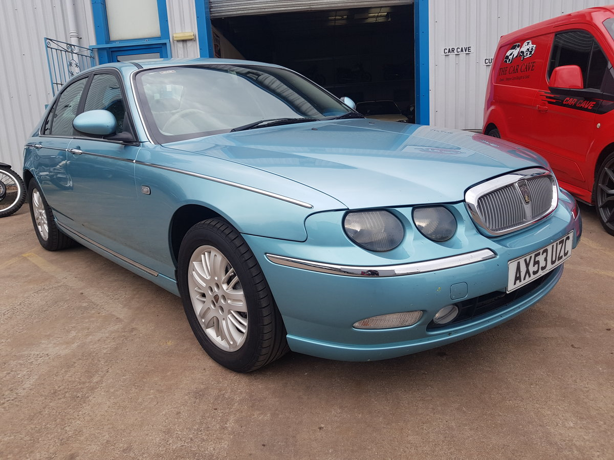 2004 Rover 75 1.8 Club SE For Sale (picture 1 of 6)