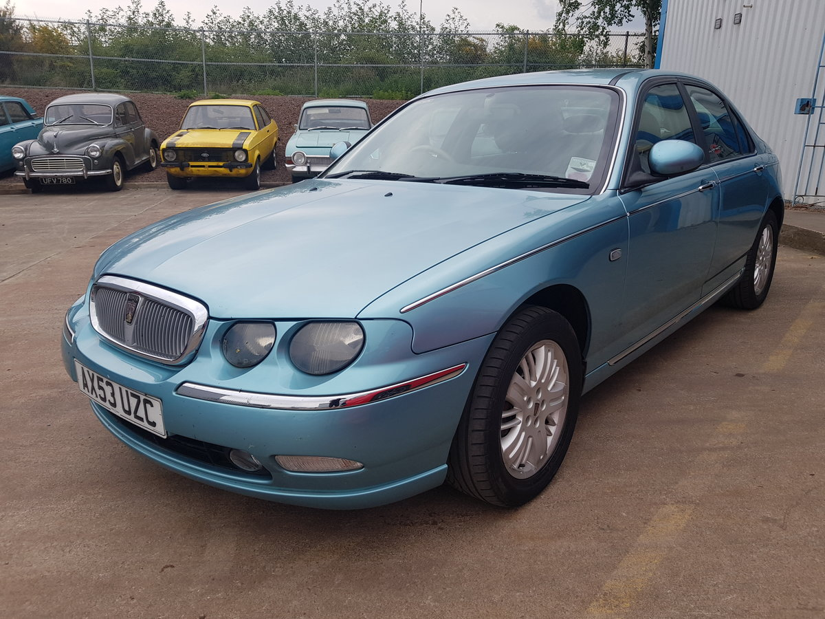 2004 Rover 75 1.8 Club SE For Sale (picture 2 of 6)
