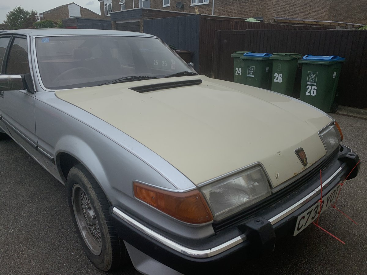 1985 Rover SD1 Auto 2600 For Sale (picture 1 of 6)
