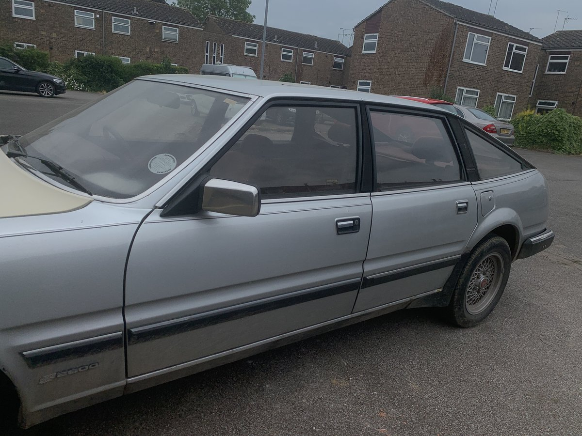 1985 Rover SD1 Auto 2600 For Sale (picture 2 of 6)
