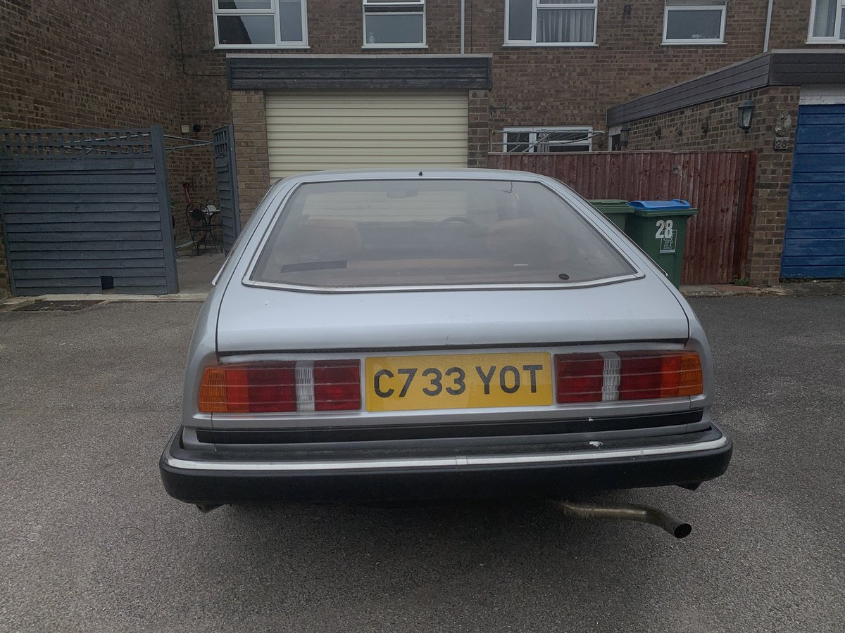 1985 Rover SD1 Auto 2600 For Sale (picture 4 of 6)