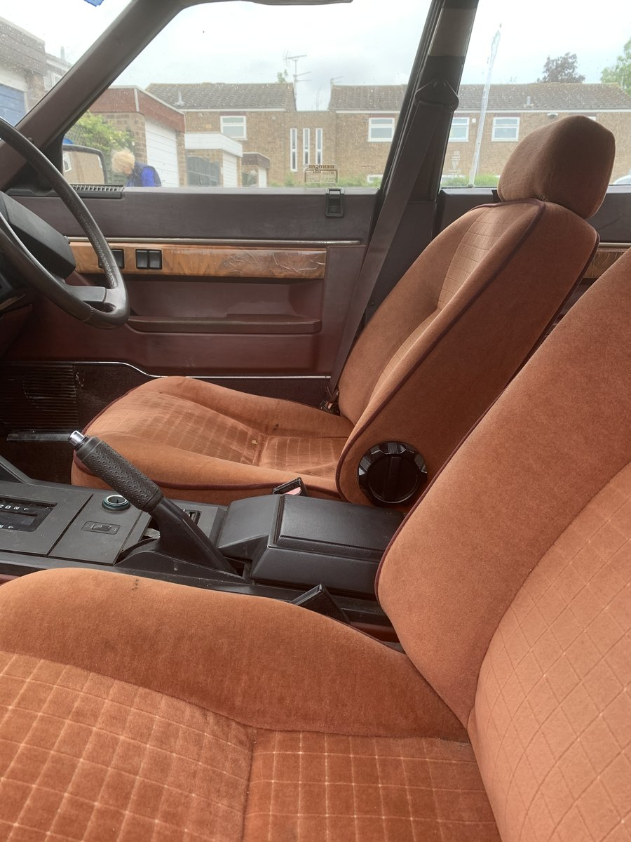 1985 Rover SD1 Auto 2600 For Sale (picture 5 of 6)
