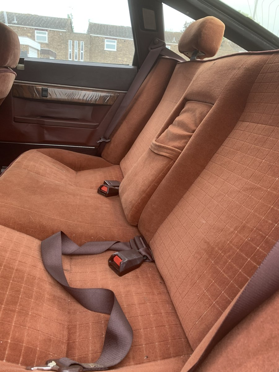 1985 Rover SD1 Auto 2600 For Sale (picture 6 of 6)