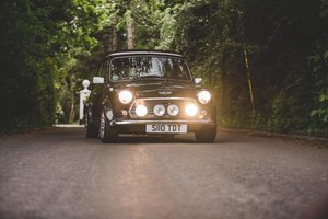 1998 Mini Cooper Sports LE for hire in Surrey For Hire