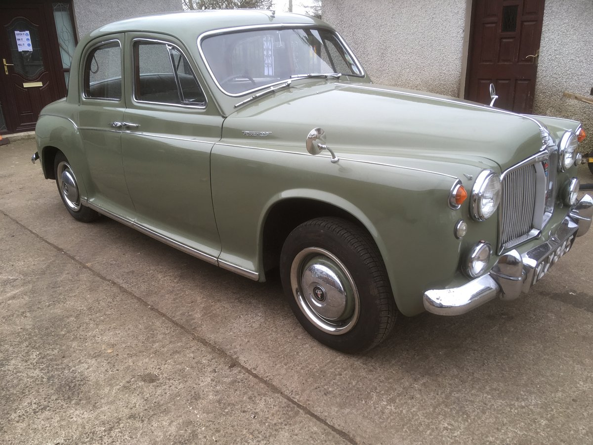 1960 Rover P4  For Sale (picture 1 of 6)