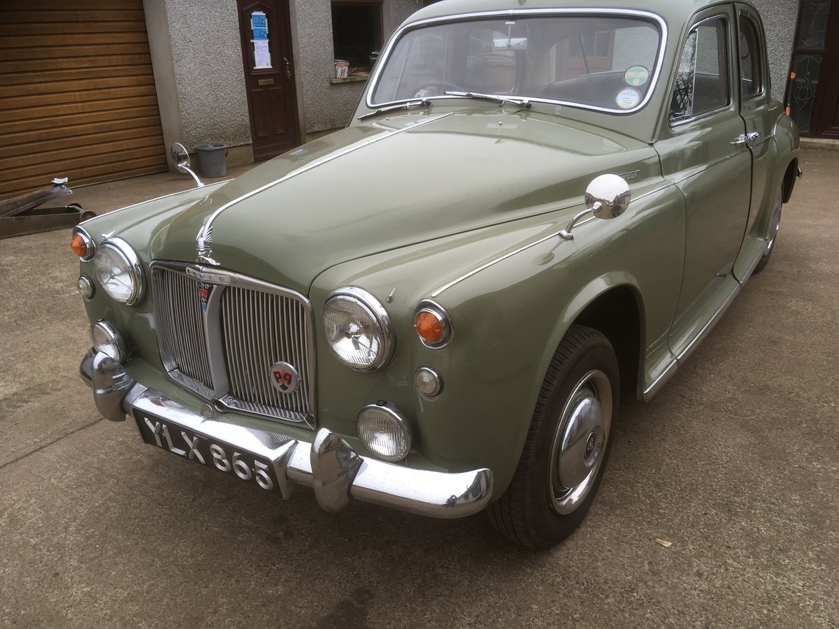 1960 Rover P4  For Sale (picture 2 of 6)