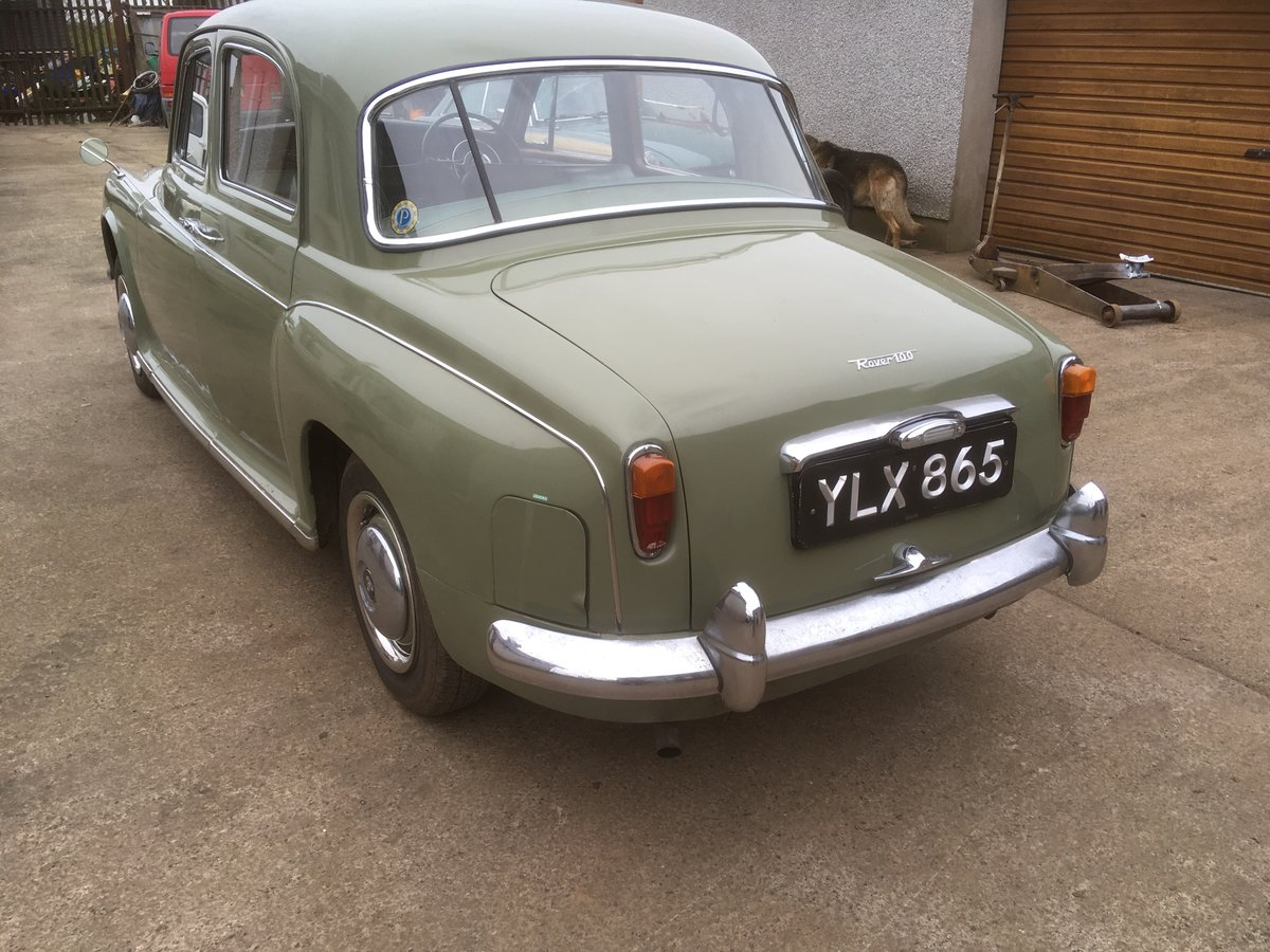 1960 Rover P4  For Sale (picture 3 of 6)
