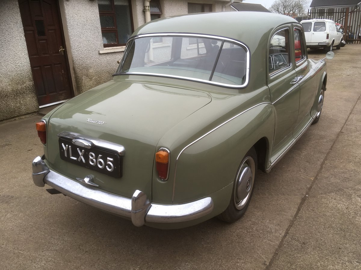1960 Rover P4  For Sale (picture 4 of 6)