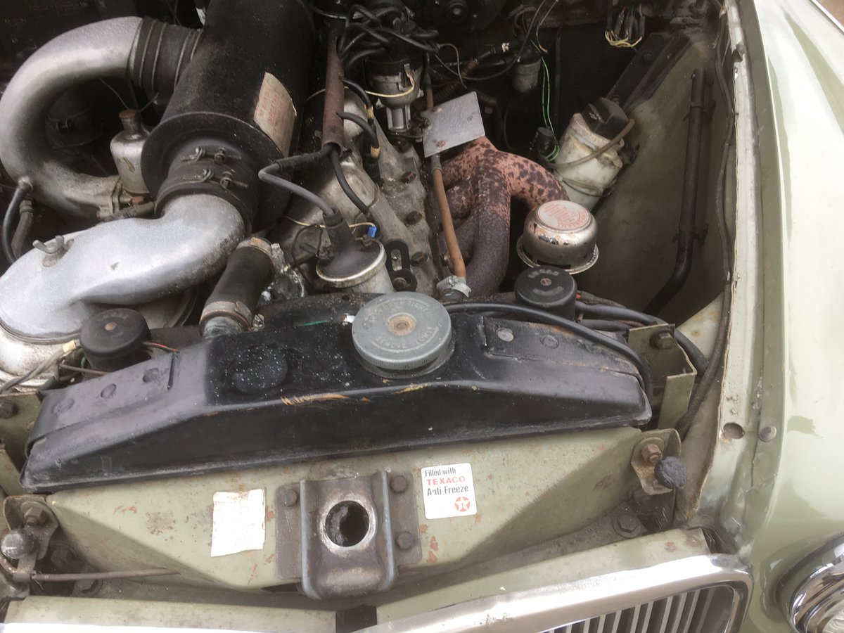 1960 Rover P4  For Sale (picture 6 of 6)