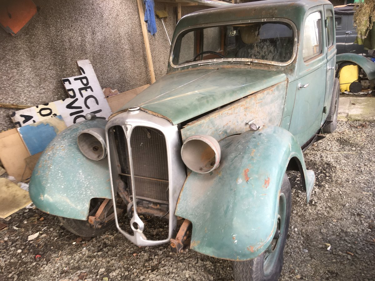 1937 Rover p2 For Sale (picture 1 of 6)