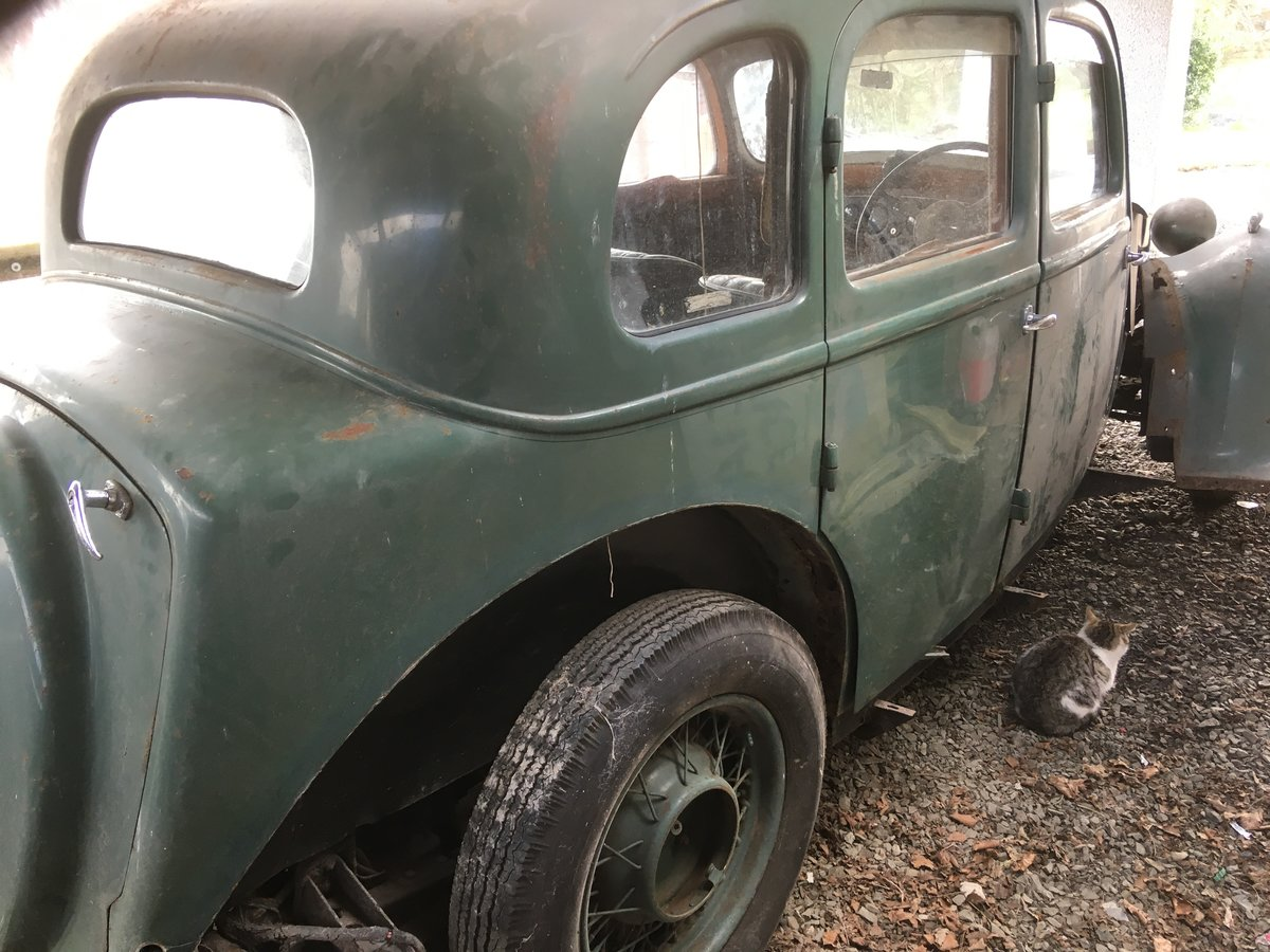 1937 Rover p2 For Sale (picture 3 of 6)